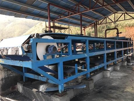 皮带脱水机设备厂家 济南皮带脱水机设备厂家