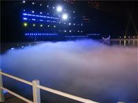 人造雾景观 人造雾设备 景观造雾