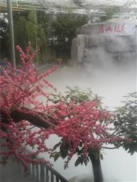 人造雾 人造雾设备 人造雾工程