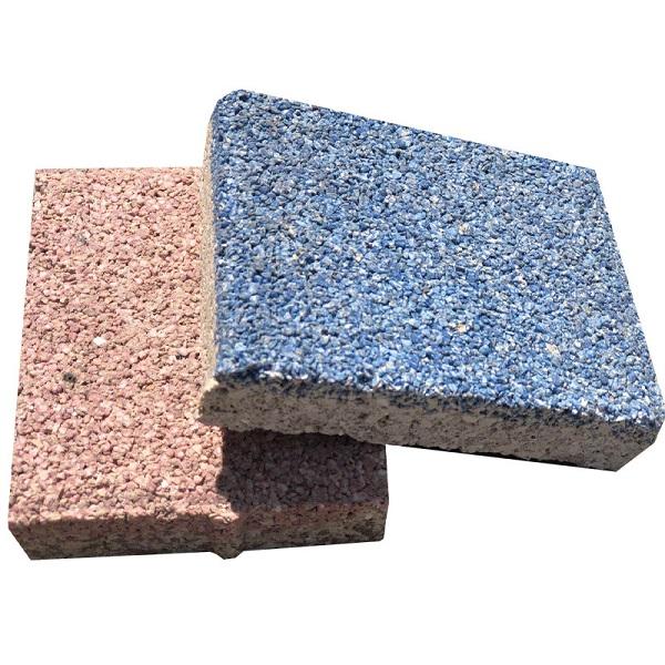 吉林透水砖 新型环保陶瓷透水砖制造厂家