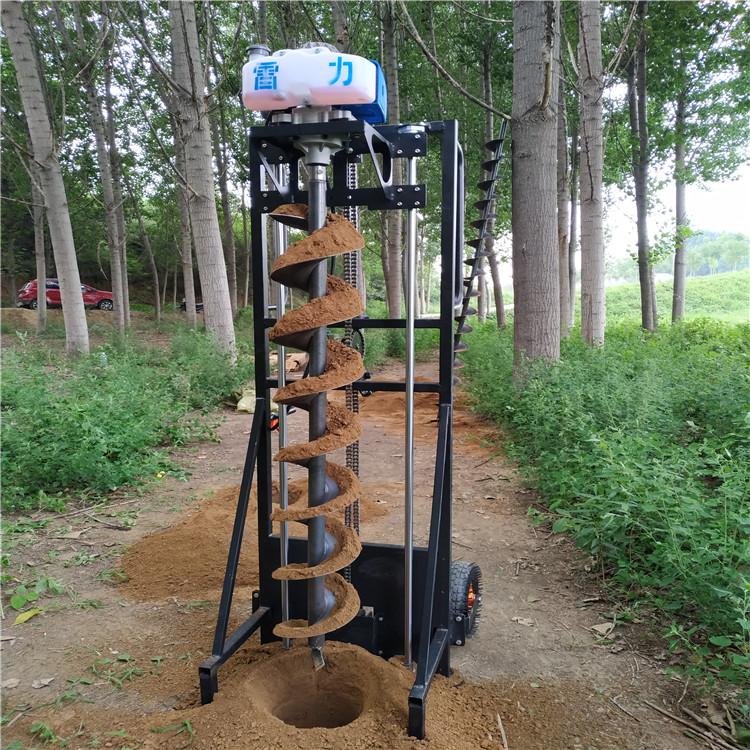 自动打眼机_挖坑机,割草机,植树挖坑机,草坪修剪机,绿篱修剪机 - 河南 ...