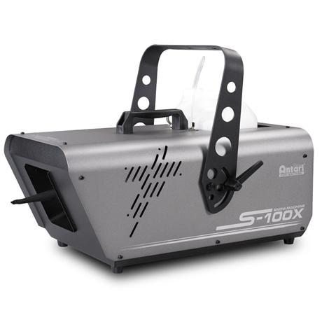 Antari S-100X 安特利数码舞台静音雪花机