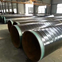 山西燃气管线用3PE防腐钢管 缠绕式3PE防腐钢管工艺 友都厂