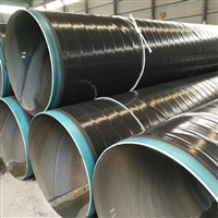 山西燃气管线用3PE防腐钢管 缠绕式3PE防腐钢管价格 友都厂家