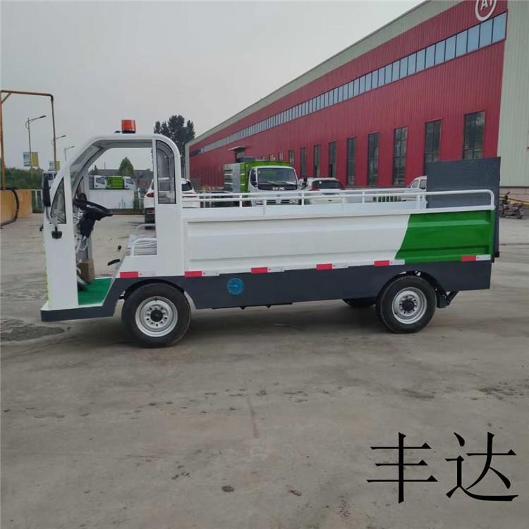 丽江工厂社区市政环卫垃圾车尾板车多少钱