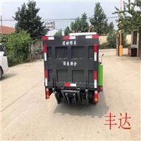 鹰潭电动四轮尾板垃圾清运车厂家
