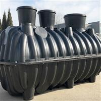 河南三格化粪池原理   玻璃钢旱厕化粪池 PE塑料