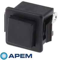 方形APEM开关小型按钮型号1415NC