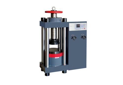1000KN微机控制-井盖压力试验机