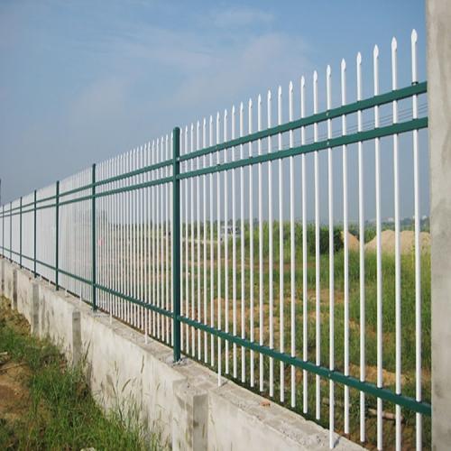 锌钢护栏 铁艺护栏 铁围栏 小区围栏 院墙围网