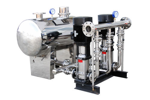 无负压供水设备 二次加压泵组 变频恒压供水系统 厂家直销