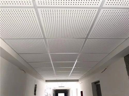 乌鲁木齐集成吊顶铝天花吊顶厂家安装