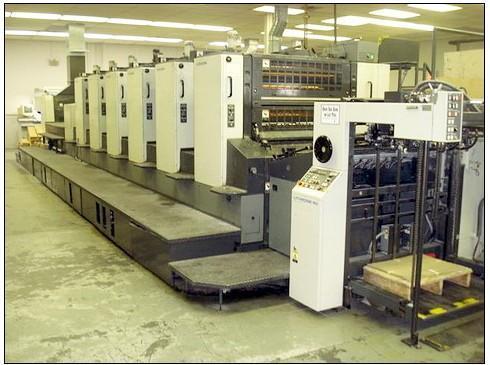 天津高价二手印刷设备回收