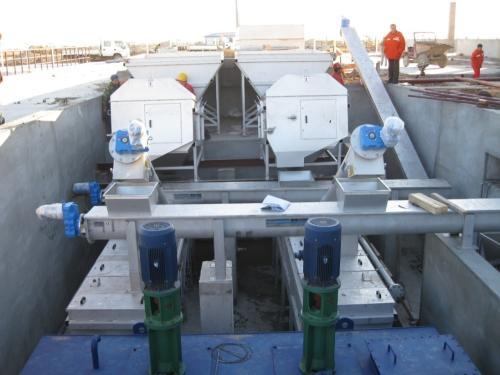 农村乡镇改建生活废水用MBR一体化设备