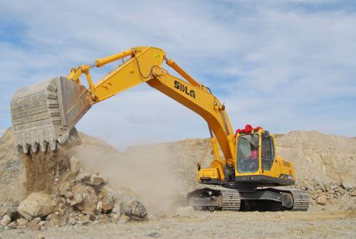 小挖机型号 园林小挖机  履带挖掘机