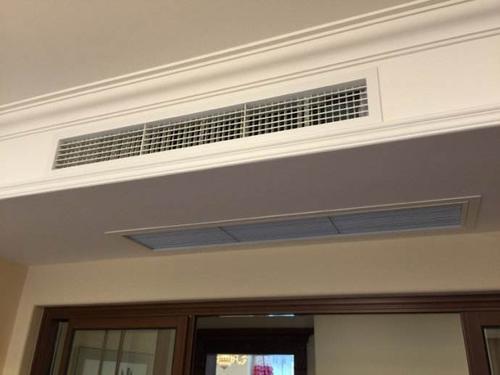 成都别墅中央空调安装,成都别墅地暖安装