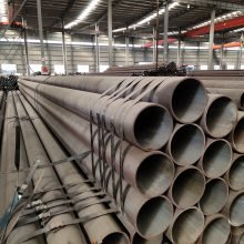 热镀锌钢管 镀锌无缝钢管 天津无缝钢管厂家 厚壁无缝管 文源钢管