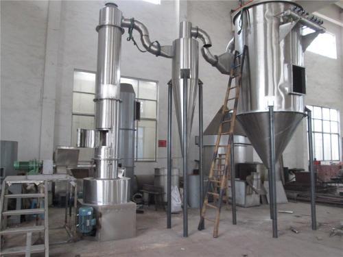 万鸿打造柠檬酸钙专用干燥机,烘干机