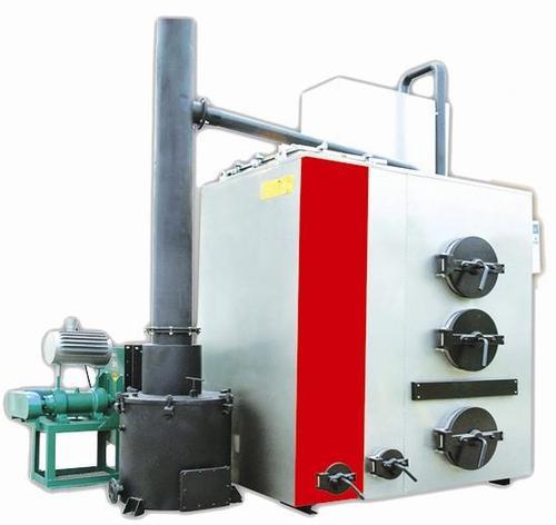 旭恩生物质型煤锅炉的燃烧原理