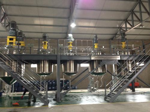 金纬机械HIPS-ABS冰箱板材生产线