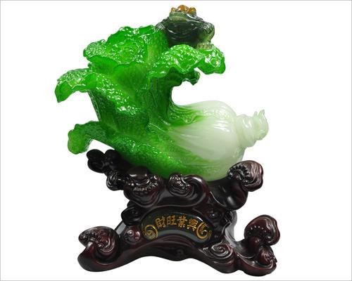 历史文化京剧卡通玻璃钢雕塑