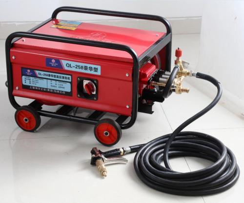 兰州地区供应电动三轮车厢式车载式电驱动高压清洗车