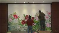 99常州酒吧壁画墙画 墙体画墙面彩绘制作
