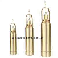 防爆底阀式取样器 底阀式取样器 液体石油产品底部采样器
