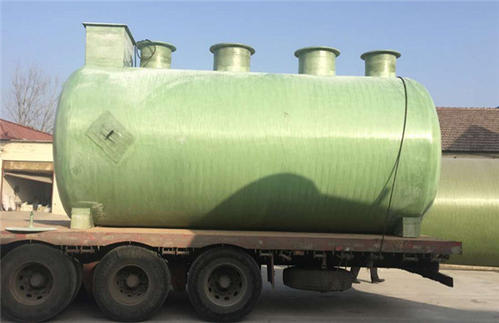 一体化预制泵站工作原理