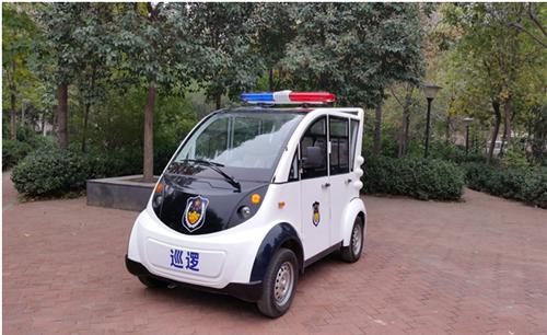 赤壁带门电动巡逻警车价格,质量有保障的电瓶巡逻车厂家