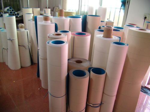 UV背胶橡皮布 带夹橡皮布