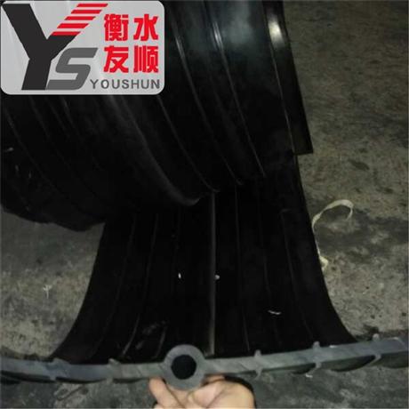 橡胶止水带 中埋式橡胶止水带钢边止水带 支持定制