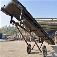 爬坡皮带输送机 大倾角皮带输送机功率 圣能机械矿用皮带输送机LJ11