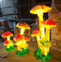磨菇造型灯,竹子造型,光头强造型,熊大造型灯