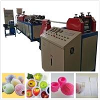 云南网套机 一体式全自动水果网套机 操作更方便
