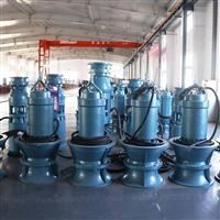 大口径潜水轴流泵  安装方式