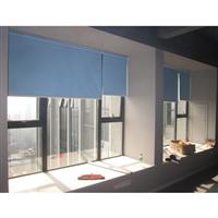 天津办公窗户卷帘 办公遮阳窗帘 遮阳卷帘安装价格