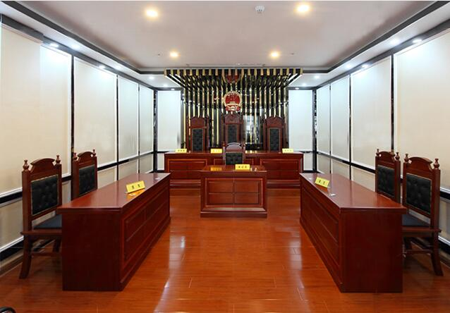 AZY-SPT-02型审判台 法官台