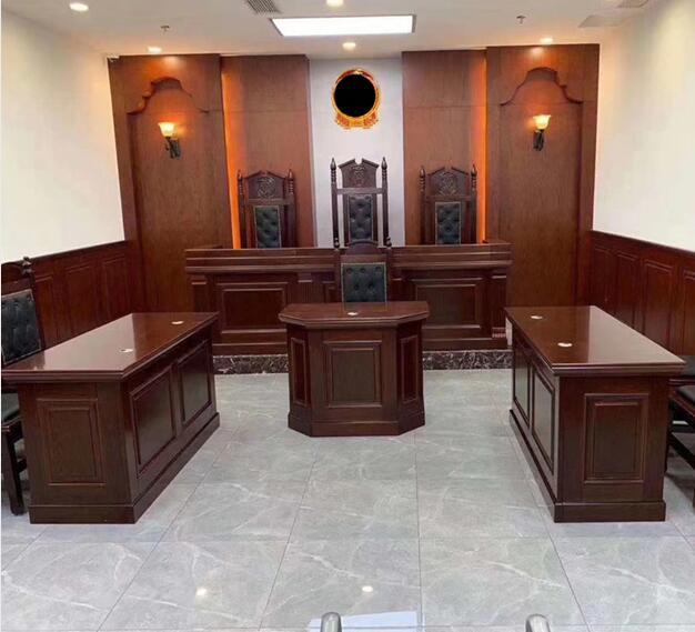 AZY-SPT-01型审判台 法官台