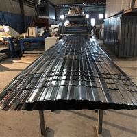 供应安徽彩钢屋面板0.5mm厚940型深灰色屋面彩钢瓦