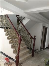 楼梯高分子扶手 别墅楼梯扶手辉达铁艺厂家定制价格优惠