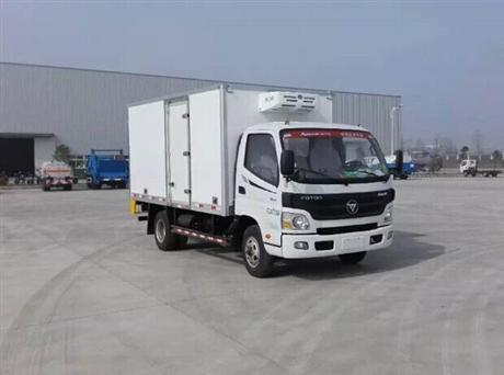 返程货车配货 上海到太原冷冻运输