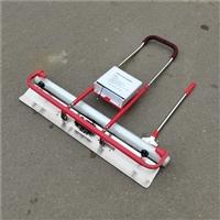 混凝土路面覆膜机 水泥地面振平去脚印盖膜机 防裂保湿路面铺膜机