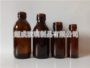 武漢超成模制玻璃瓶廠家定制