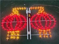 节日造型灯,春节亮化灯,春节造型灯,福字造型灯,发光造型灯