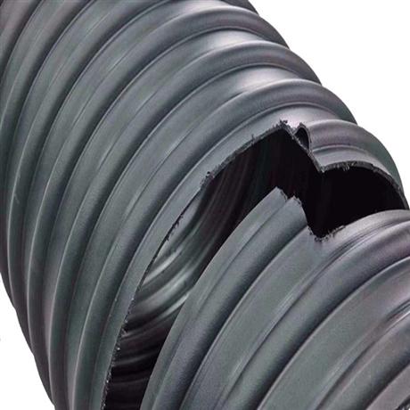 漯河波纹管厂家 漯河60波纹管  河南PE塑料 漯河塑料波纹管
