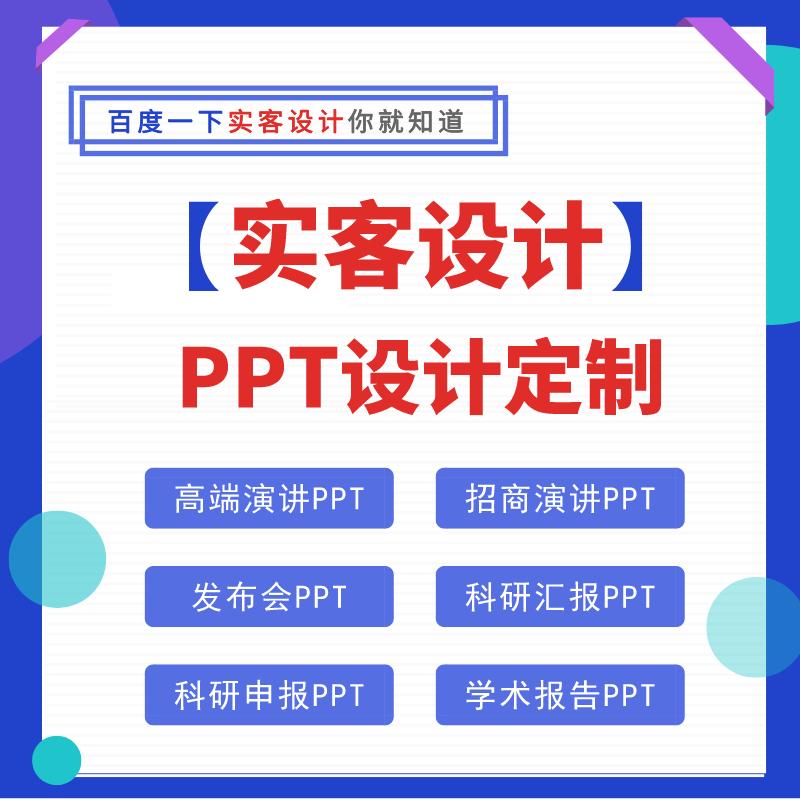 企业介绍ppt定制 公司介绍PPT制作