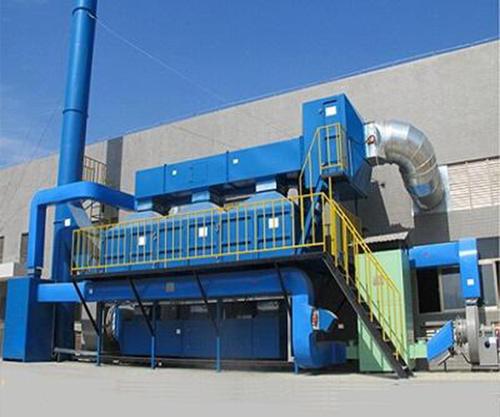唐山化工厂废气催化燃烧技术特性