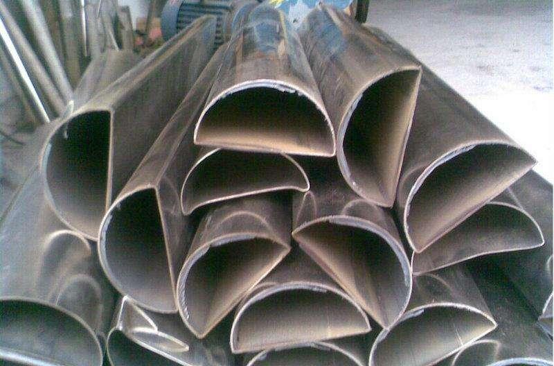 拱形管生产厂家-镀锌D形管-特殊规格选购