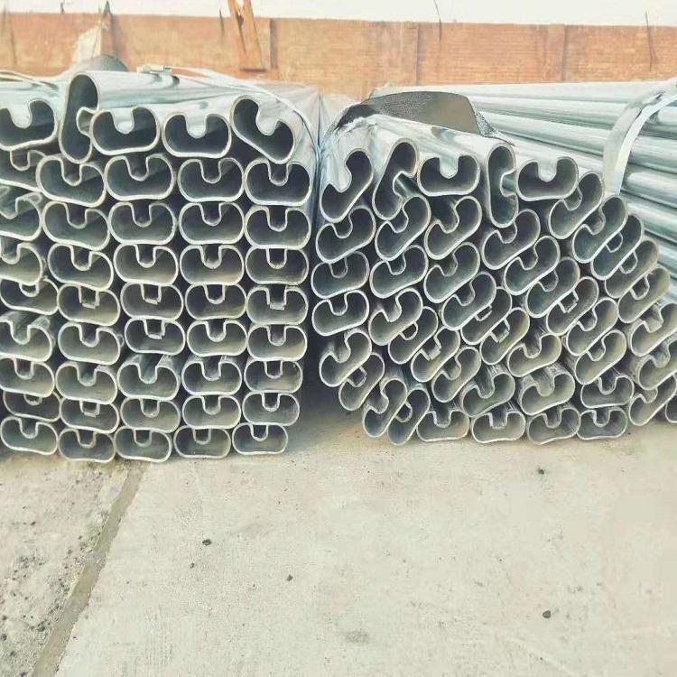 玻璃幕墙-凹槽管生产厂家-凹槽管